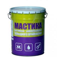 Мастика битумная универсальная холодного применения (МБУ)
