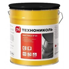 Мастика битумно-полимерная ТЕХНОНИКОЛЬ №20
