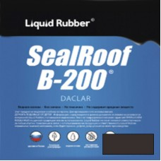 Мастика Liquid Rubber SealRoof B-200 / Daclar