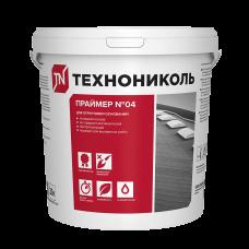Праймер битумный эмульсионный ТЕХНОНИКОЛЬ №04
